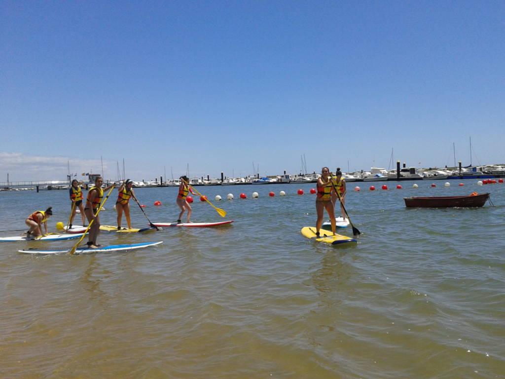 paddle surf huelva